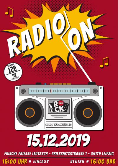 Flyer-Radio-On